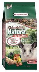 Versele-Laga Nature ШИНШИЛЛА НАТЮР РЕ-БАЛАНС (Chinchilla Nature ReBalance) зерновая смесь супер премиум корм для шиншилл
