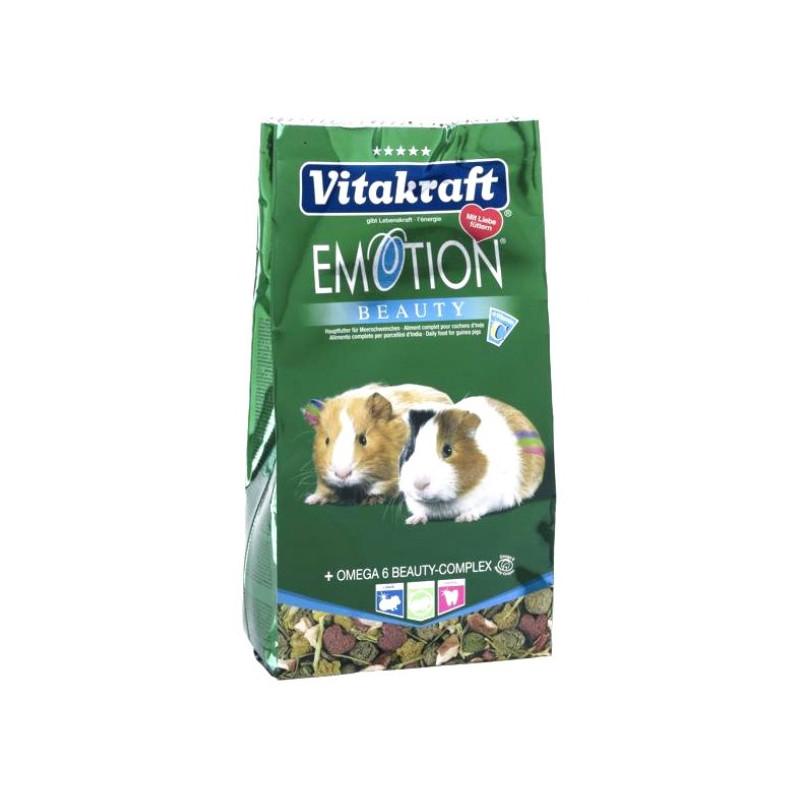Корм VITACRAFT EMOTION BEAUTY для морских свинок