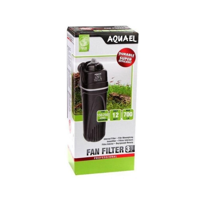 Фильтр AQUA EL FAN-3 PLUS для аквариума