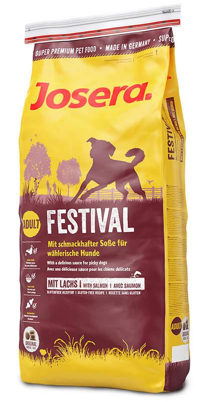 """Josera (Йозера) Festival - Сухой корм """"Фестиваль"""" для привередливых собак"""