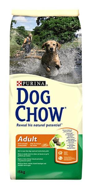 Dog Chow (Дог чау) Adult с курицей