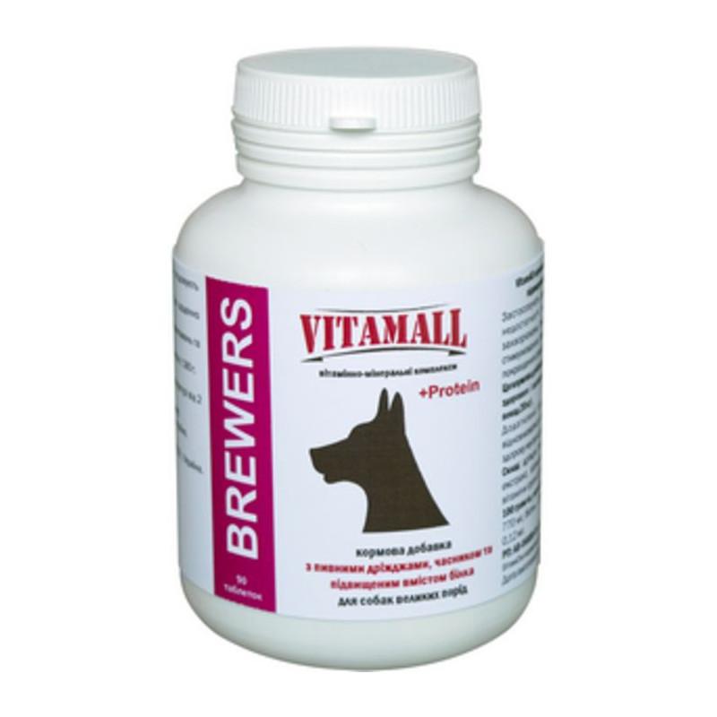 VitamAll (Витамол) Brewers Витаминно-минеральный комплекс для собак крупных пород