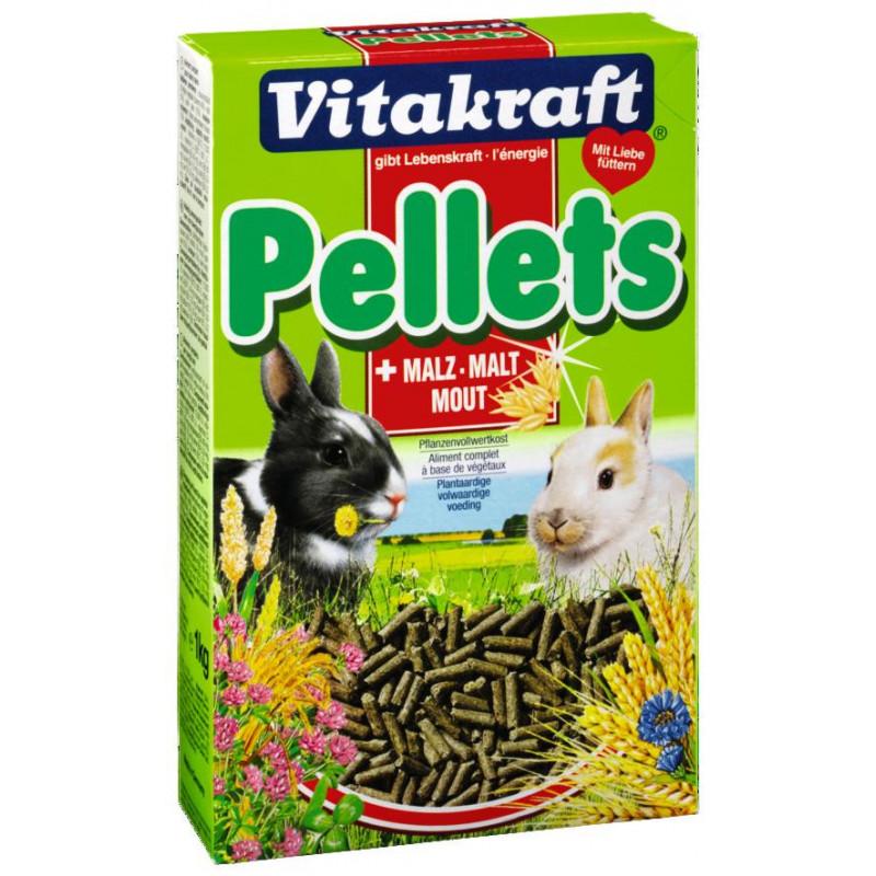 Корм VITACRAFT PELLETS для кроликов