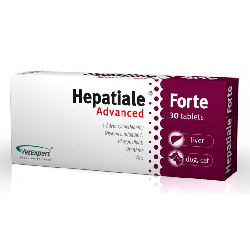 VetExpert (ВетЭксперт) Hepatiale Forte Advanced Для поддержания функций печени собак и кошек