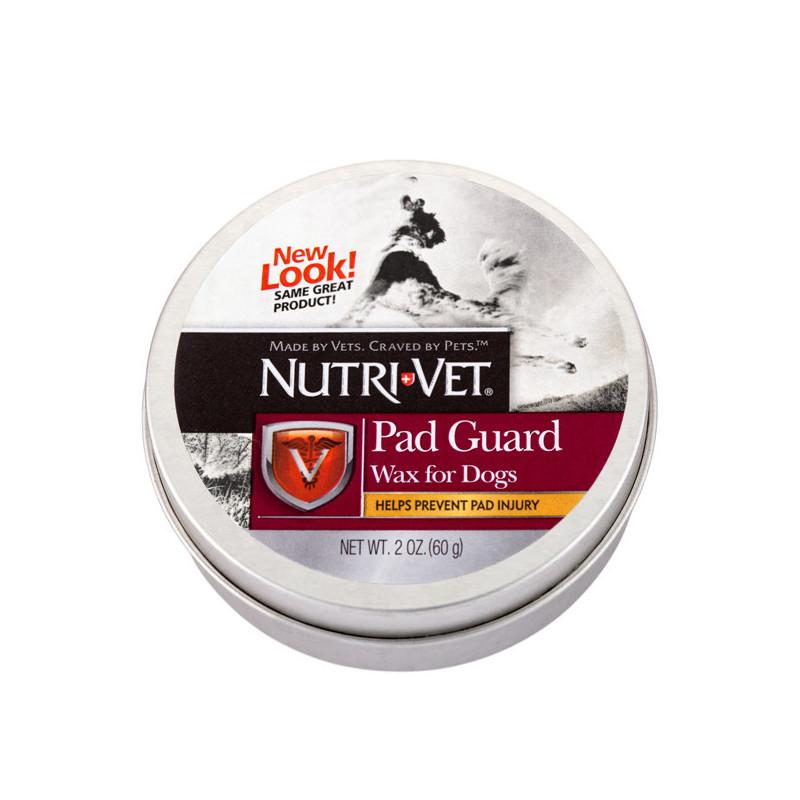 Nutri-Vet (Нутри Вет) Pad Guard Wax защитный крем для подушечек лап собак