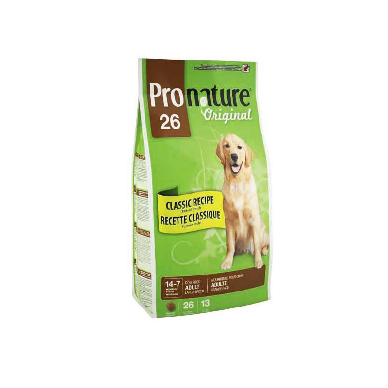 Pronature Original КУРИЦА для взрослых собак крупных пород