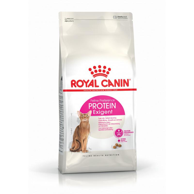 Royal Canin (Роял Канин) Exigent Protein Preference - Сухой корм с курицей для привередливых к составу кошек