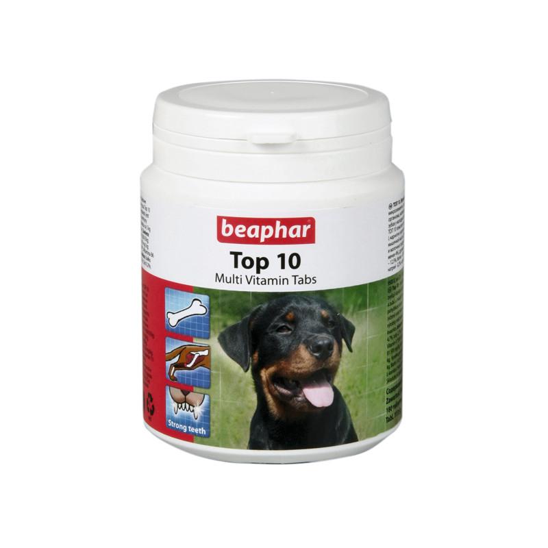 Таблетки Beaphar Top 10 для собак