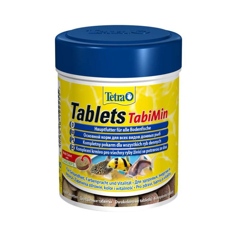 Корм Tetra Tablets TabiMin