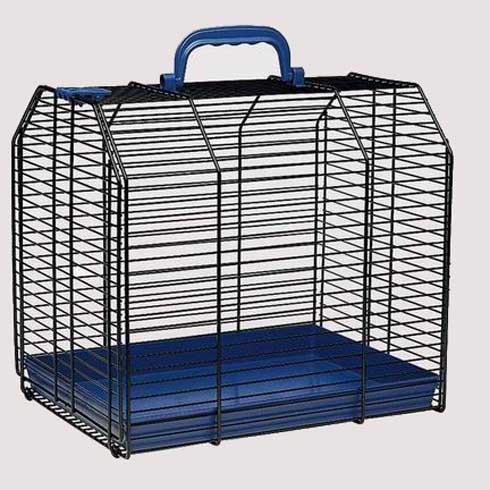 Клетка-переноска Porter 3 для кошек 45x33x41 см