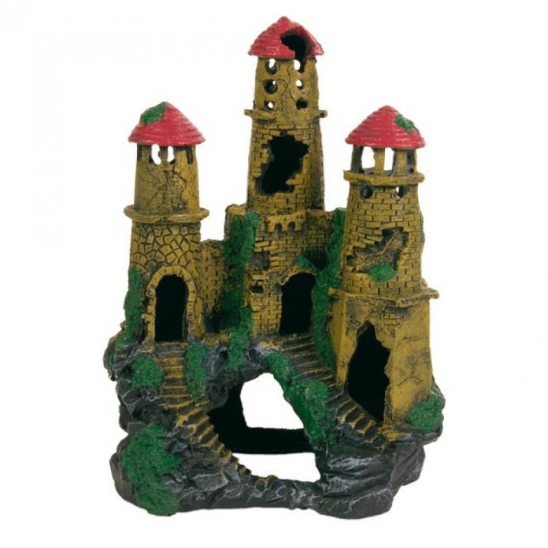 TRIXIE (Трикси) Decoration Castle - Грот для рыб