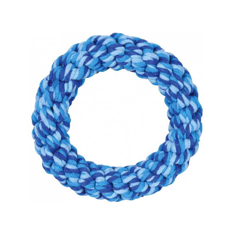 Trixie (Трикси) Веревочное кольцо Denta Fun