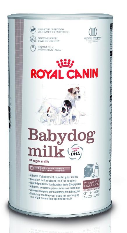 Royal Canin (Роял Канин) Babydog Milk - Заменитель молока для щенков от рождения - Фото 4