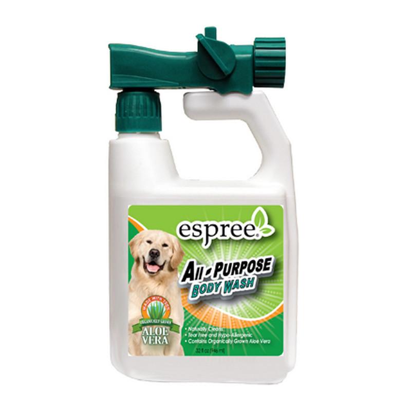 ESPREE (Эспри) All Purpose Body Wash for Dogs - Универсальный шампунь для собак