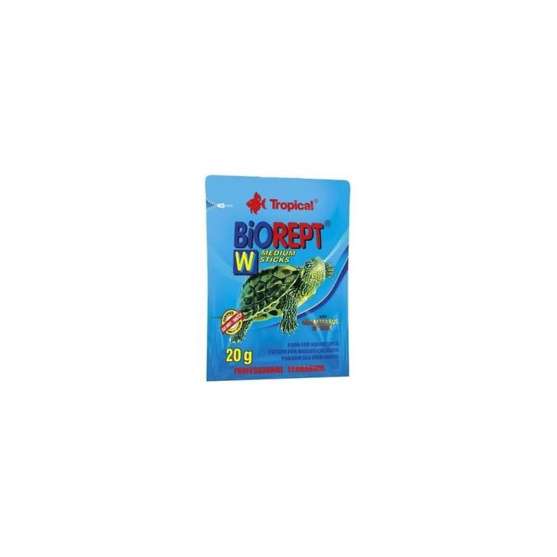 Корм TROPICAL BIOREPT W  водных для черепах