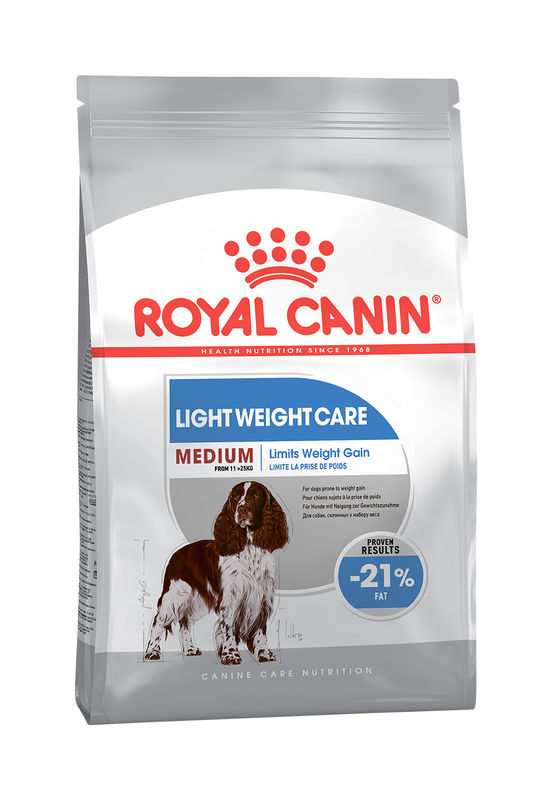 Royal Canin Medium Light для собак с склонностью к лишнему весу