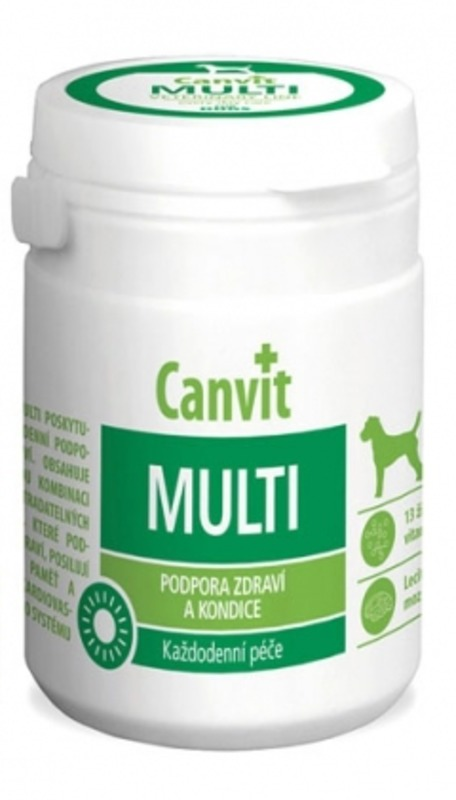 Canvit MULTI (Канвит Мульти) - Витаминный комплекс на каждый день для собак - Фото 3
