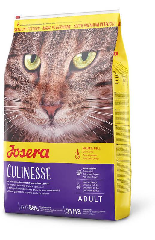 Josera (Йозера) Culinesse - Сухой корм с лососем для взрослых кошек