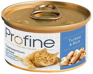 Profine (Профайн) Cat Turkey & Rice - Консервы с индейкой и рисом для кошек