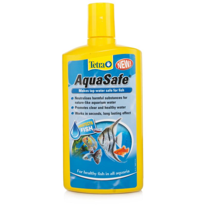 Жидкий кондиционер для аквариума Tetra Aqua Safe