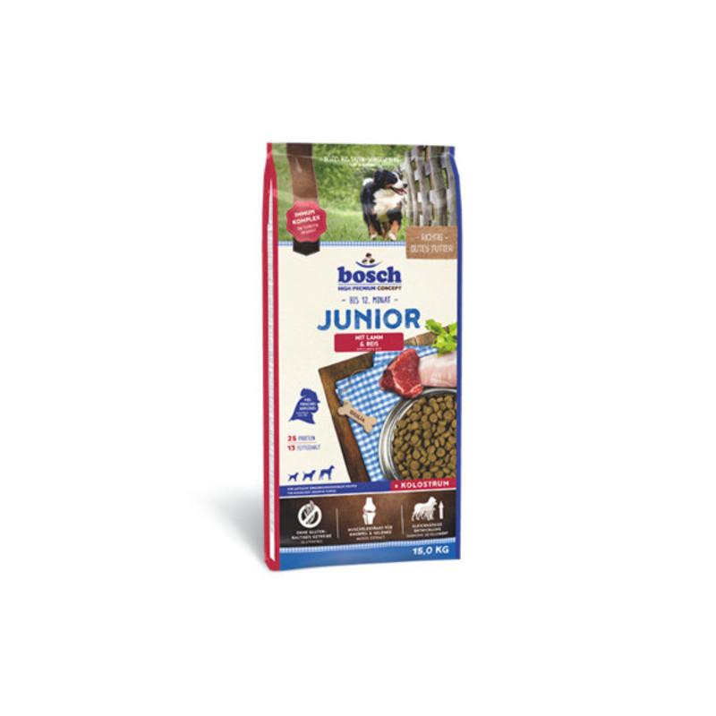 Bosch Junior lamb and rice для щенков и юниоров