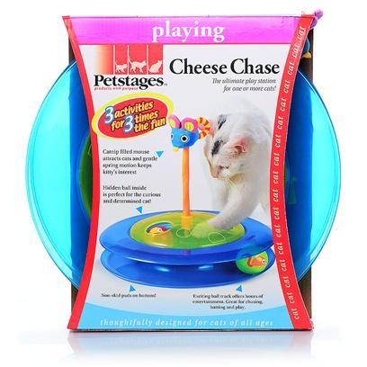 Petstages Cheese сhase - Трек с мячиком для лакомств - Фото 2