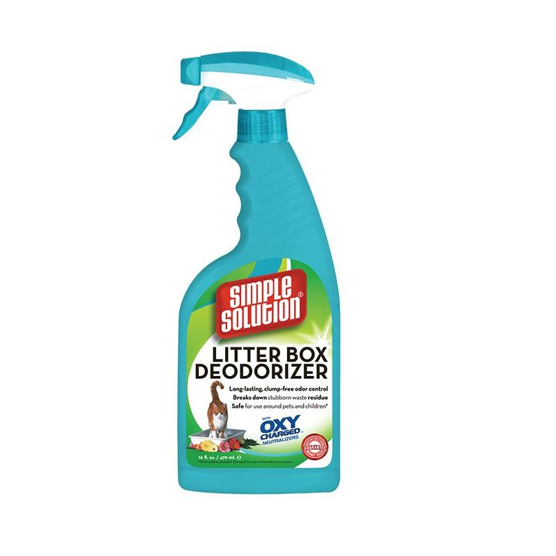 Cat Litter box deodorizer средство для устранения запаха в кошачьем туалете
