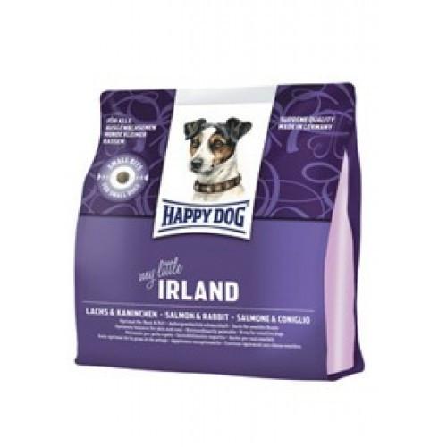 Happy Dog (Хеппи Дог) Mini Irland - Сухой корм с кроликом и лососем для собак мелких пород - Фото 3