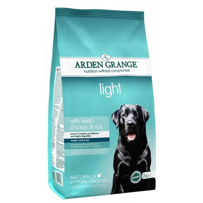 Arden Grange Adult Dog Light Корм для собак с избыточным весом