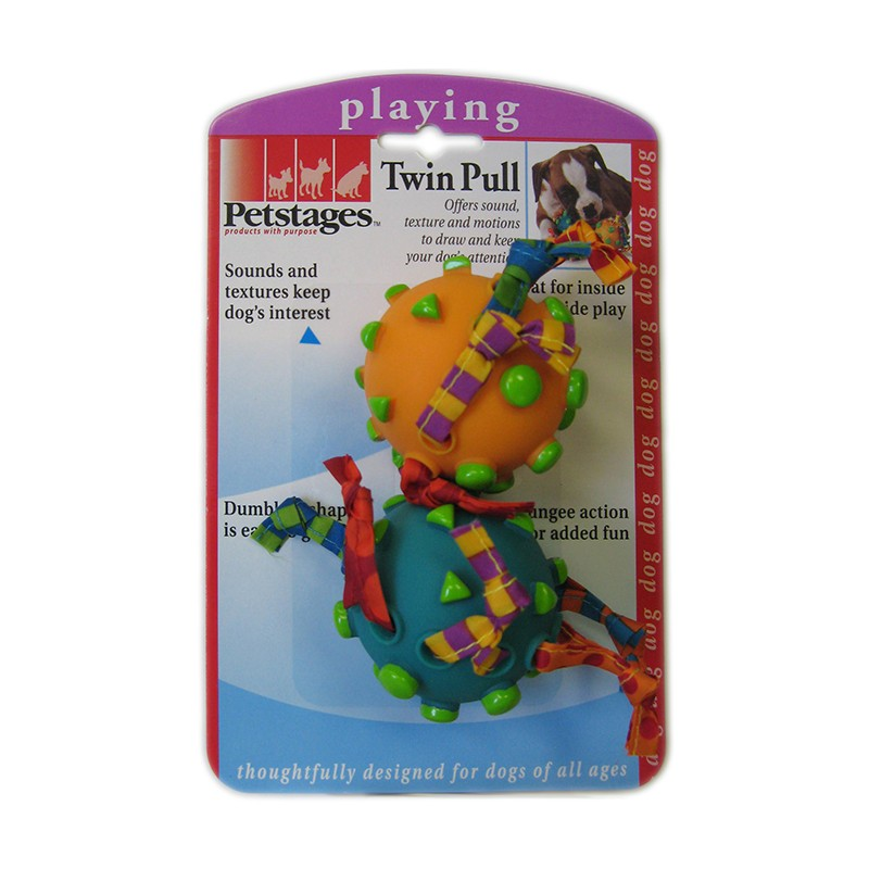 PETSTAGES Twin Pull Игрушка для собак