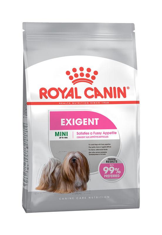 Royal Canin (Роял Канин) Mini Exigent - Сухой корм для привередливых к питанию собак