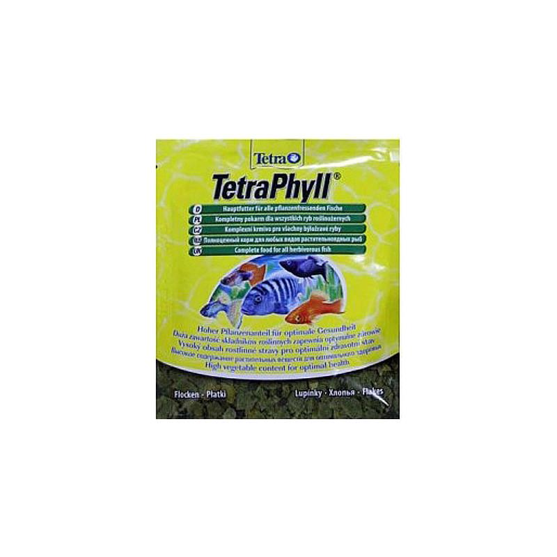 Корм TETRA PHYLL для рыб растительные хлопья