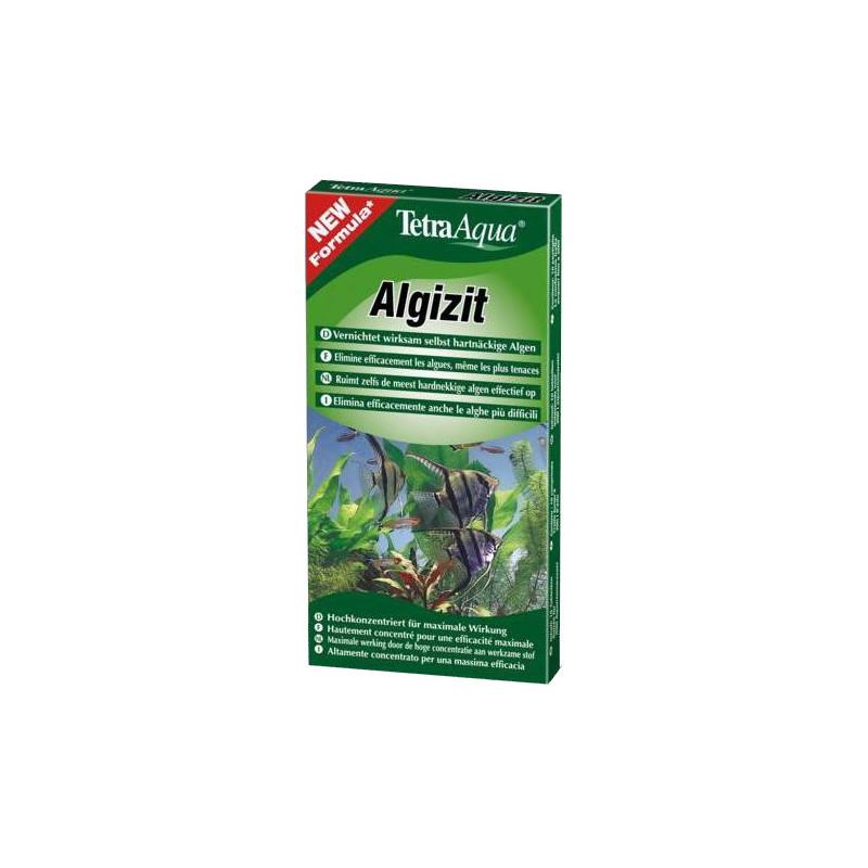 Таблетки TETRA ALGIZIT против цветения аквариумной воды
