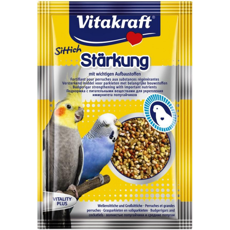 Витаминная добавка VITACRAFT STARKUNG с биотином для попугаев