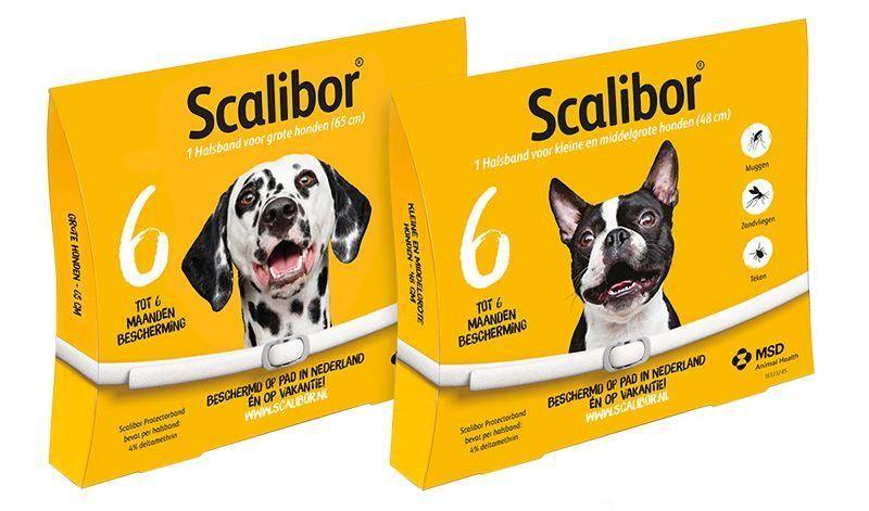 Scalibor (Скалибор) by MSD Animal Health - Противопаразитарный ошейник от блох и клещей для собак - Фото 6