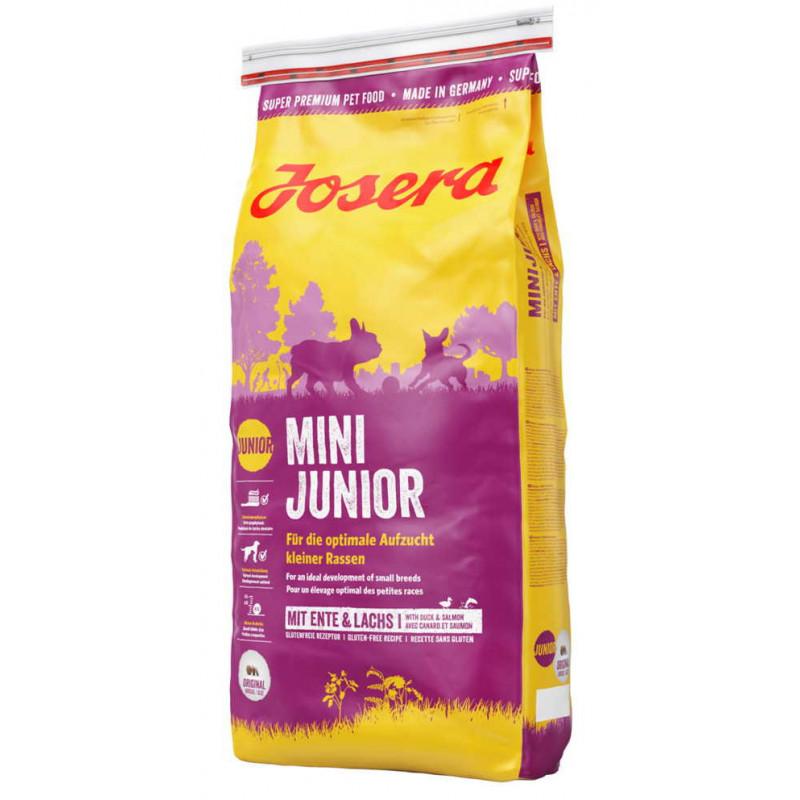 Josera (Йозера) Mini Junior Корм для щенков мелких пород