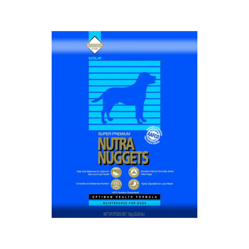 Nutra Nuggets (Нутра Нагетс) Maintenance