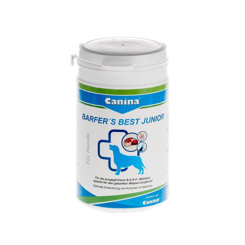 Canina Barfers Best Junior - для щенков при кормлении натуральным кормом