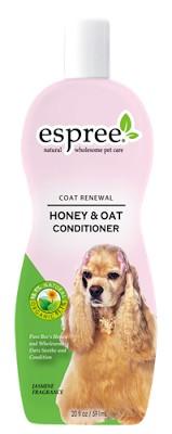 ESPREE (Эспри) Honey & Oat Conditioner - Увлажняющий кондиционер-ополаскиватель из меда и овса длительного действия для собак - Фото 2