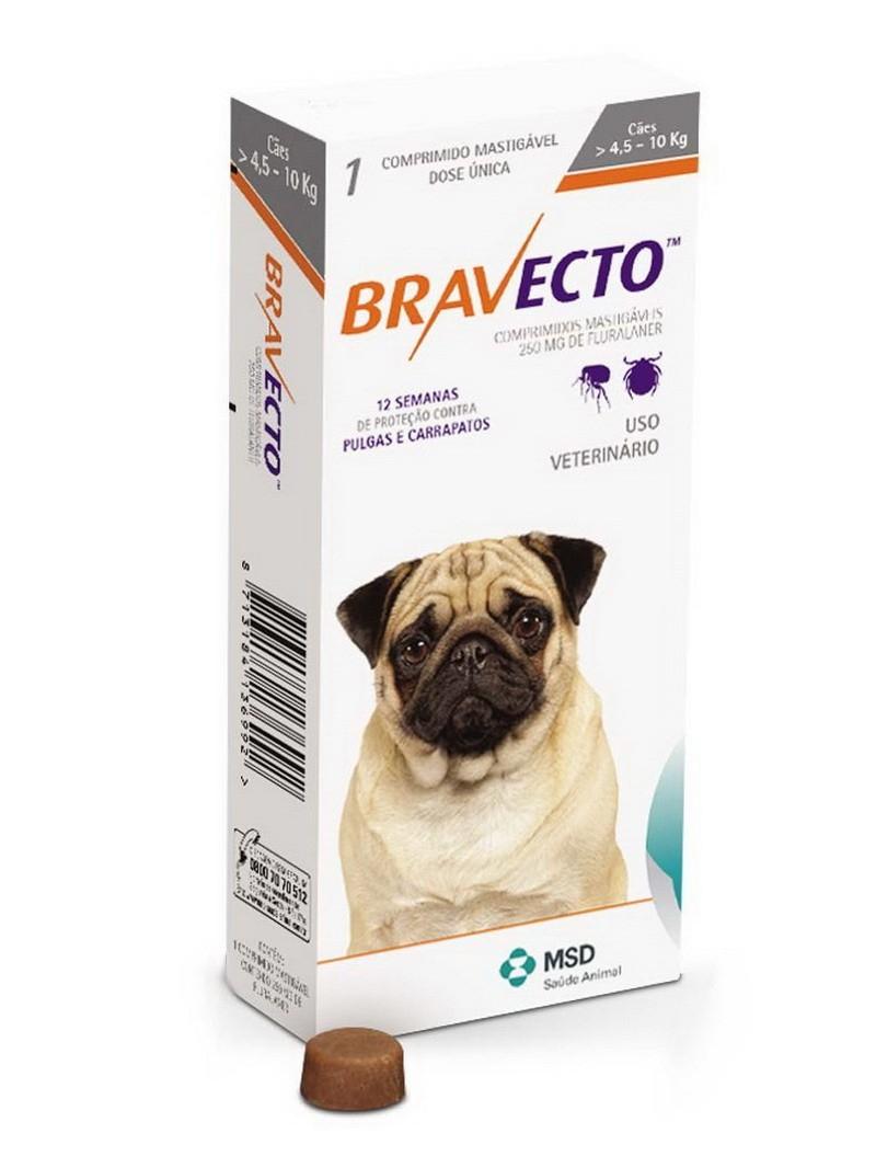 Bravecto (Бравекто) by MSD Animal Health - Противопаразитарные жевательные таблетки от блох и клещей для собак (1 таблетка) - Фото 10