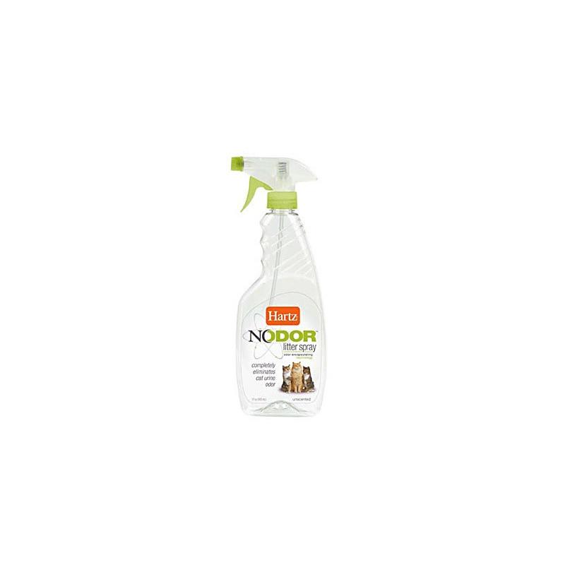 Hartz (Хартц) NODOR LITTER SPRAY - Уничтожитель запаха для кошачьих туалетов