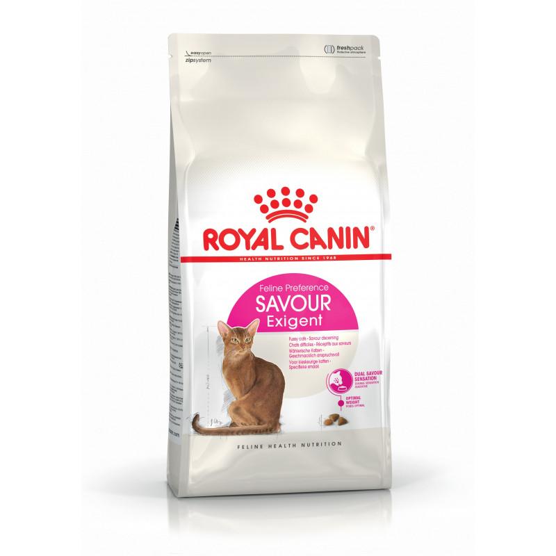 Royal Canin (Роял Канин) Exigent Savour Sensation - Сухой корм с птицей для привередливых к вкусу