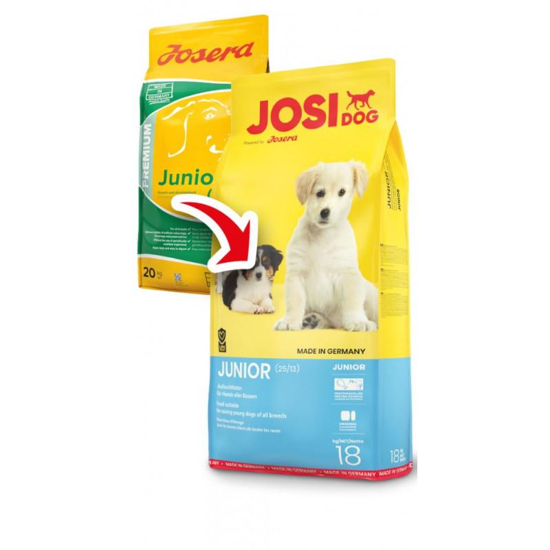 Сухой корм Josera Junior 26/14 корм для щенков и молодых собак