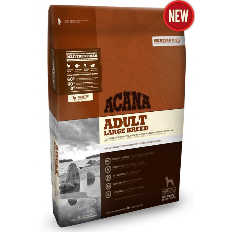 Acana Adult Large Breed для крупных и гигантских пород