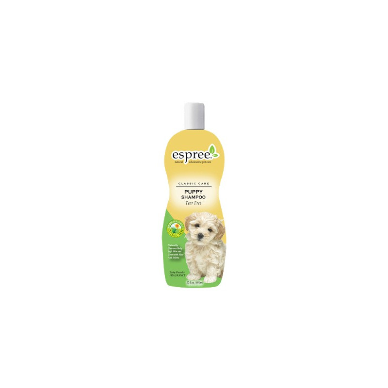 Espree Шампунь Puppy & Kitten Shampoo Формула «Без слёз».