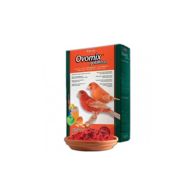 Ovomix rosso дополнительный корм для птенцов