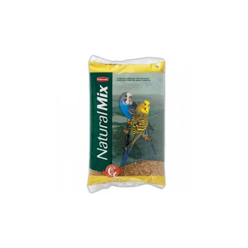 Naturalmix cocorite корм для волнистых попугаев