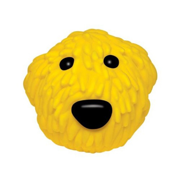 Petstages (Петстейдж ) - Игрушка с пищалкой голова собаки - Фото 3