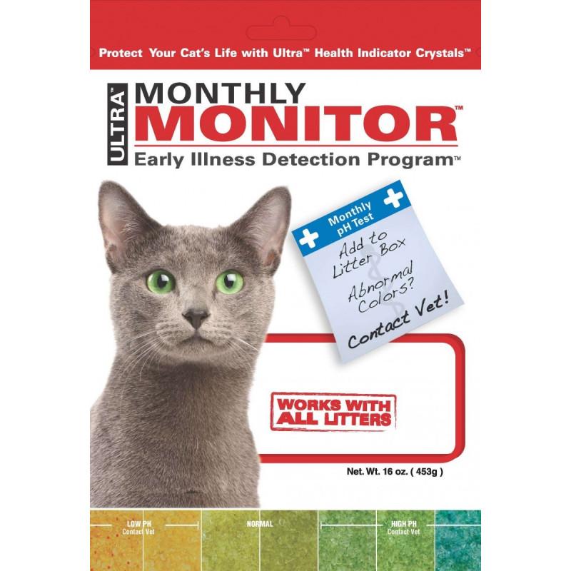 Litter Pearls (Литтер Перлс) Monthly Monitor - Индикатор мочи для кошачьего туалета