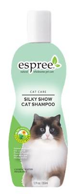 ESPREE (Эспри) Silky Show Cat Shampoo - Выставочный шампунь для кошек с маслом сафлоры - Фото 2